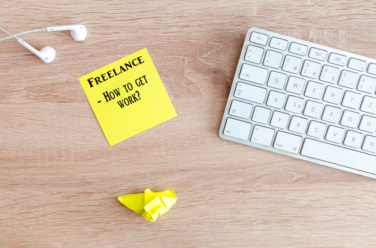 How To Get Started As A Freelancer