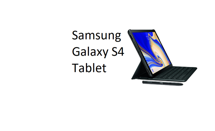 samsung galaxy s4 tablet test