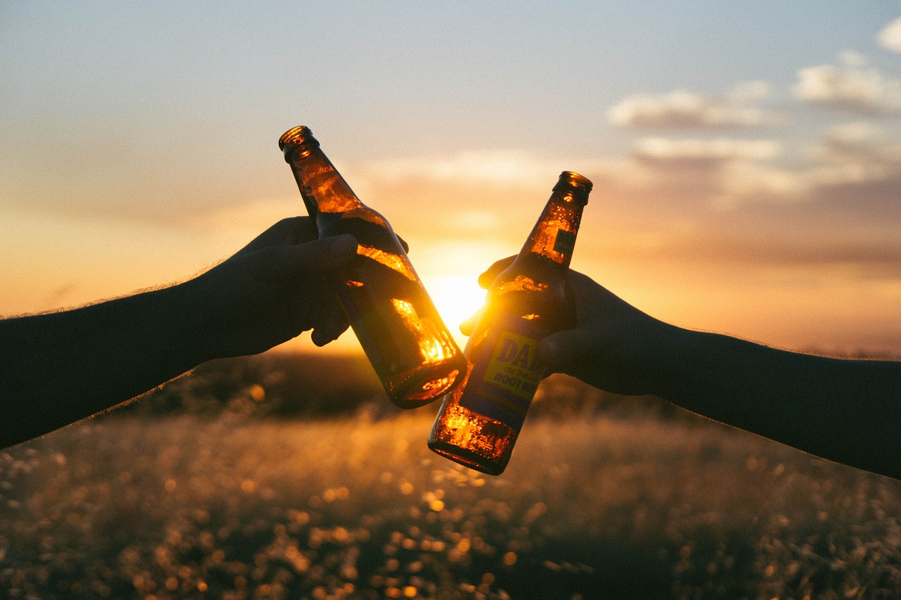 Drinking Beer – Can It Really Be Healthy?