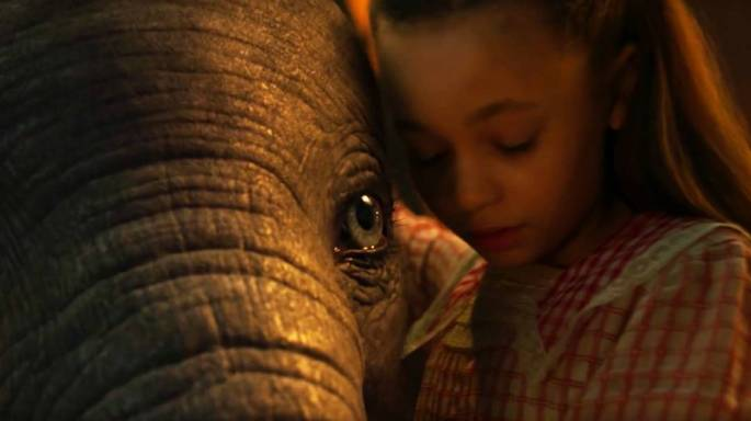 The World's Cutest Elephant Is Back In Dumbo The Movie