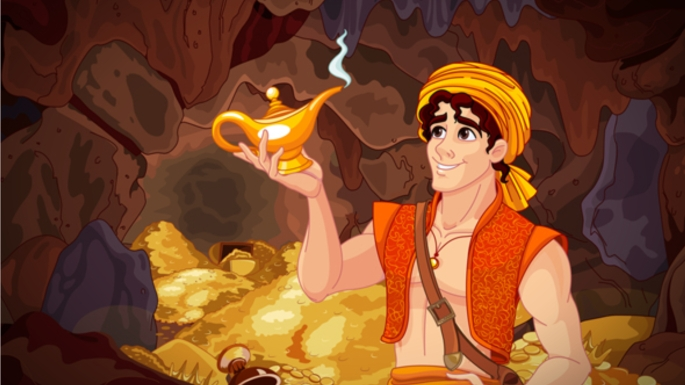 Aladdin 2019: The First Trailer